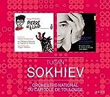 チャイコフスキー : 交響曲 第5番 | ショスタコーヴィチ : 祝典序曲 Op.96 他 (Tchaikovsky : Symphony No.5 , Shostakovitch : Festive Overture , etc. / Togan Sokhiev, Orchestre National du Capitole de Toulouse) (2CD) [輸入盤]