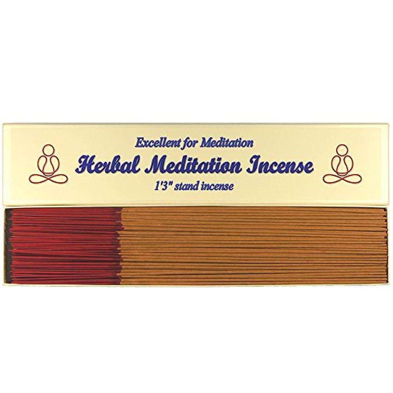 命題スプリット代替ハーブMeditation Incense – 1 ' 3スタンドIncense (お香) – 300 g Large Pack – b132