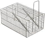 ねずみ捕獲カゴ角型(ネズミの対策)