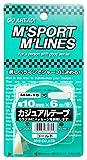 MYS カジュアルテープ ゴールド(10mm×6m) MM-15