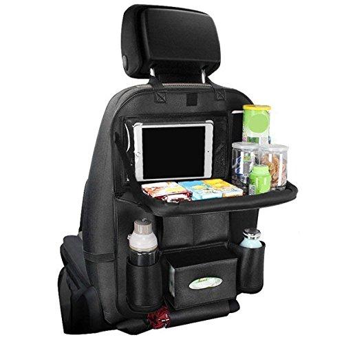 車 後部座席 収納 トレイ ポケット & テーブル | iP...