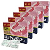 デントパワー 入れ歯洗浄剤 5ヵ月用x5個セット