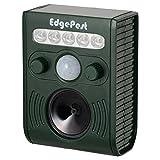 EdgePest(エッジペスト)ソーラー お庭の見張り番 超音波& LED5灯の強力フラッシュ 害獣・害鳥( 猫、犬、ネズミ、キツネ、ハト、カラス、コウモリ、げっ歯類など)超音波と強力フラッシュで夜行性動物にも防犯にも効く!多機能動物超音波撃退装置