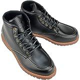 [デクト] 防水 ワークブーツ レインシューズ スノーブーツ メンズ 靴