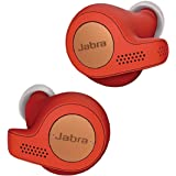 Jabra Elite Active 65t Earbuds - Passive Noise Cancelling Bluetooth Sports Earphones with Motion Sensor for Fitness Tracking