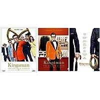 【早期購入特典あり】 キングスマン:ゴールデン・サークル 2枚組ブルーレイ&DVD