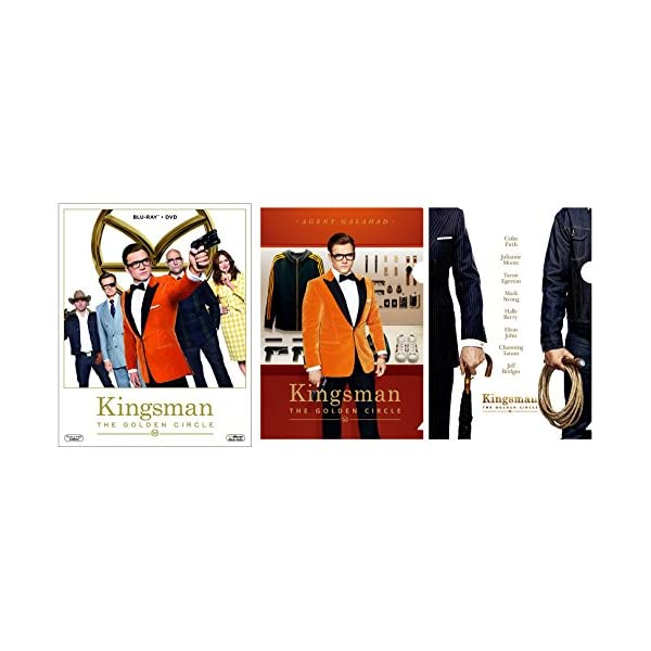 【早期購入特典あり】 キングスマン:ゴールデン・...の商品画像