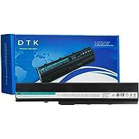 DTK ラップトップバッテリー ASUS A32-K52 / 70-NXM1B2200Z / 90-NYX1B1000Y / A31-K52 / A41-K52 / A42-K52 / A31-B53 / K52L681, A52 series A52F A52J K42 series K42J K52 Series A42 series X42 series用 (10.8V 5200MAH 6-セル) ラップトップ電池 ノート電池 pc電池