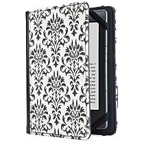 Verso  Versailles ヴェルサイユ ブラック/ホワイト VR049-110-23 【Kindle Paperwhite(第5世代、第6世代、第7世代、マンガモデル)専用】