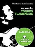 アルバム、トーケス・フラメンコスからの10作品のギターのためのトランスクリプション。五線譜とタブラチュア、がテクニックと記譜のガイドライン付きで収録されています。CD付きです。