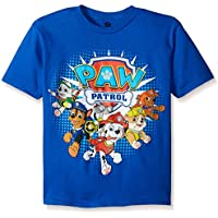 Freeze Children's Apparel Paw Patrol Little Boys' Toddler Group T-Shirt