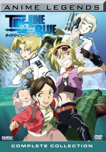 Tide-Line Blue: Anime Legends Complete Collection [DVD] [Import]