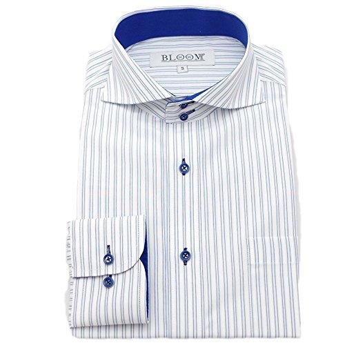 (ブルーム) BLOOM オリジナル 長袖 ワイシャツ 形態安定 9 3L