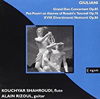 Giuliani: Flute & Guitar Music