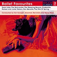 Ballet Favourites Conducted By Von Karajan, Ansermet... [3CD Box Set] by Various Artists (2013-05-07)