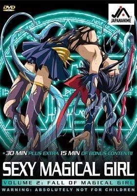 Sexy Magical Girl Ai Vol. 2 - Fall of Magical Girl DVD