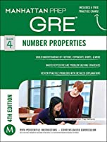 Number Properties GRE Strategy Guide, 4th Edition (Manhattan Prep GRE Strategy Guides)