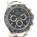 (ロレックス) ROLEX 116500LN コスモグラフ 新型デイトナ オイスターパーペチュアル メンズ腕時計 腕時計 904Lスチール/ブラックモノブ..