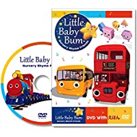【0-7歳】Little Baby Bum DVD with えほん