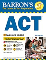 Barron's ACT with Online Tests (Barron's Test Prep)