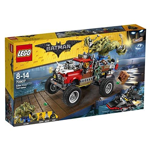 レゴ(LEGO) バットマンムービー キラークロックのテイルゲイター 70907の詳細を見る