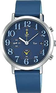 [アルバ]ALBA 腕時計 RIKI WATANABE COLLECTION リキワタナベコレクション 重ね色 鴨頭草 (つきくさ) AKPV005 メンズ