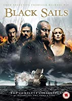 Black Sails The Complete Collection (Seasons 1-4) [DVD PAL方式](Import版)
