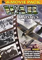 War Classics 4 Pack - The Battle of Britain, Divide and Conquer, The Battle of China, The Battle of Russia
