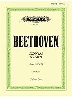 Beethoven: Sonatas, Complete - Volume 1 (Violin & Piano)