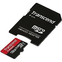 旧モデル【Amazon.co.jp限定】Transcend microSDXCカード 128GB Class10 UHS-I対応 Nintendo Switch 動作確認済 TS128GUSDU1PE (FFP)