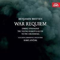 War Requiem by Czech Philharmonic Orchestra (2013-06-13)