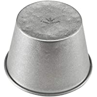 K3VINTAGE 18-8プリンカップ 特大 200cc [ Φ80 x 58 x H60mm ] 【 料理道具 】 【 飲食店 レストラン 業務用 自宅用 】