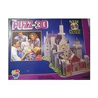 Puzz 3d 1000pc Jigsaw Puzzle Bavarian Castle by Wrebbit Toys [並行輸入品]