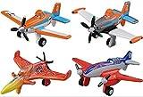 トミカ プレーンズ 4種セット P-05 ブルドッグ P-07イシャーニ P08 ダスティ レーシングタイプ P-12 ダスティ スーパーチャージタイプ