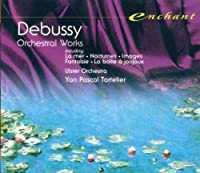 Orchestral Works by Debussy