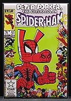 spider-ham # 12コミックブックカバー冷蔵庫マグネット。