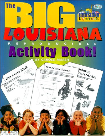 Download Louisiana's Big Book (The Louisiana Experience) 079339550X