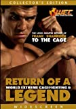 Frank Shamrock: Return of Legend [DVD] [Import]