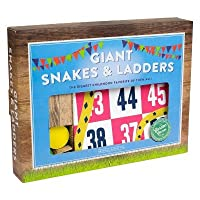 Professor Puzzle Giant Snakes and Ladders