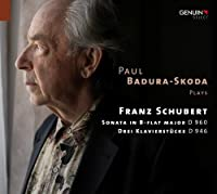 Badura-Skoda Plays Schubert by Badura-Skoda (2013-05-04)