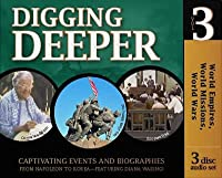 Digging Deeper: Napoleon to Korea and Beyond (AD 1800–1956) Volume 3 Audio CD (History Revealed) / 英語 / アメリカ