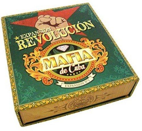マフィア・デ・クーバ:革命拡張セット (Mafia de Cuba: Revolucion)