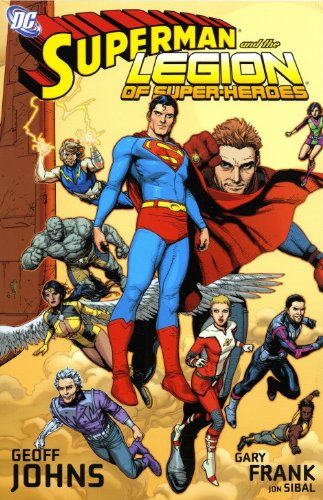 Download Superman and the Legion of Superheroes 1848560095