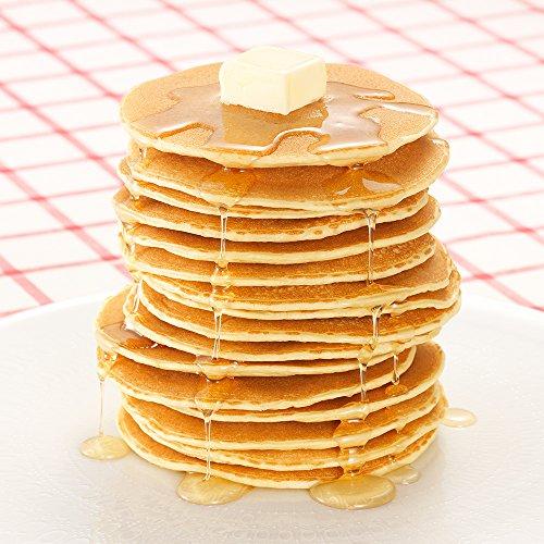 低糖質パンケーキ 27枚(低糖工房)糖質制限やダイエットにおすすめ! (1枚あたり糖質1.8g プレーン 45g×27枚)