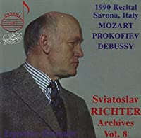 Sviatoslav Richter Archives Volume 8 (2006-04-10)