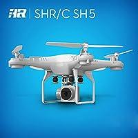 USHOT 広角レンズ HDカメラ クアッドコプター RCドローン WiFi FPV ライブヘリコプター ホバー
