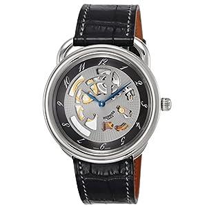 [エルメス]HERMES 腕時計 アルソー シルバー文字盤 AR6.790.250.MGA メンズ 【並行輸入品】