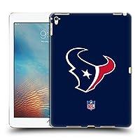オフィシャル NFL プレーン ヒューストン・テクサンズ ロゴ iPad Pro 9.7 (2016) 専用ハードバックケース