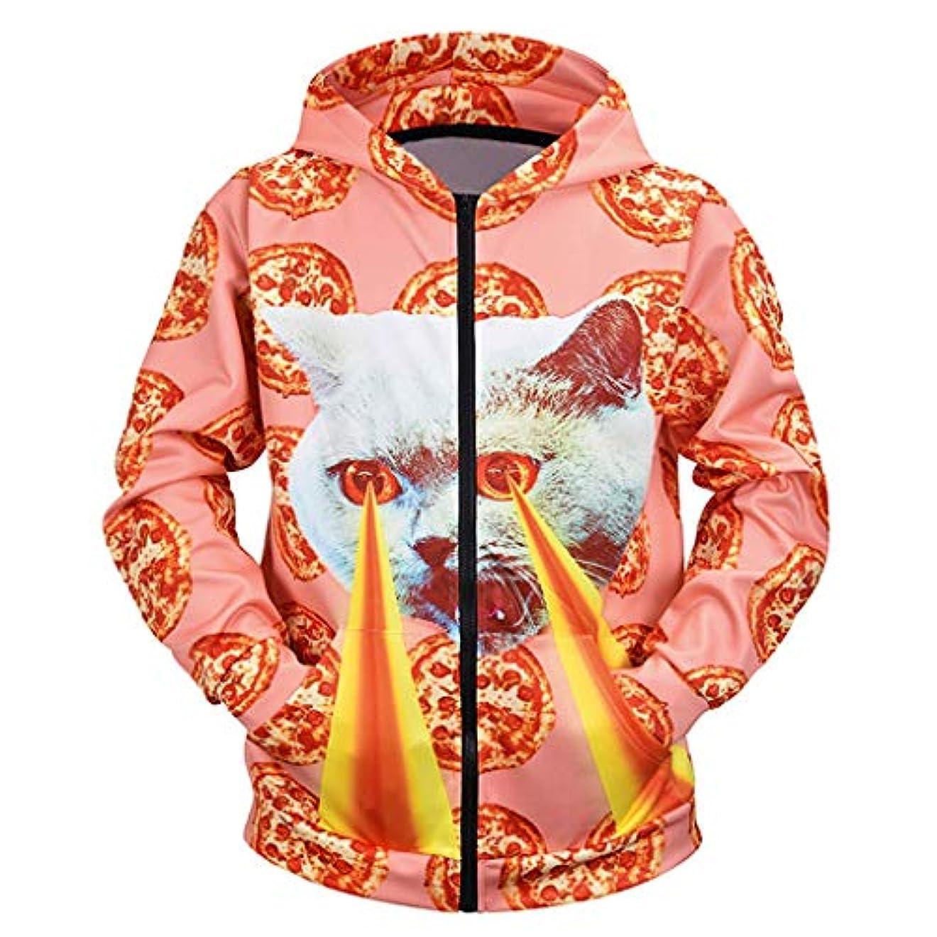 純粋に追う増幅Mangjiu メンズ パーカー メンズ 冬服 長袖 あったか 軽いアウトドア 冬用 ジャケット 防寒服 上着 かっこいい服 冬 シャツ コート スポーツ 韓国風 冬の定番 帽子付き いろいろかわい柄おかしいパーカー長袖トレーナー生き抜くコート