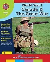 Rainbow Horizons A88 World War I Canada & the Great War - Grade 7 to 9